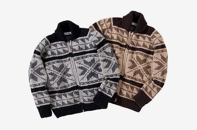 Kanata x Deluxe Rocky Mountain Jr Sweater