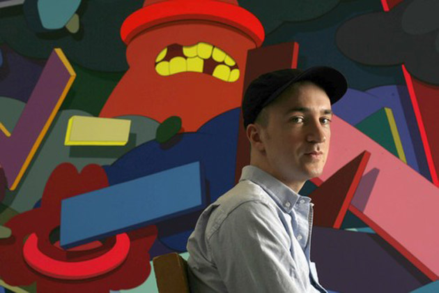 KAWS Article in the Los Angeles Times