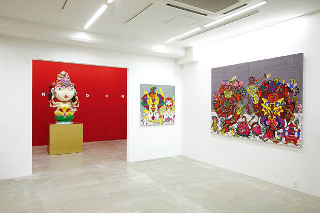 Keiichi Tanaami Exhibitions in Japan & Germany