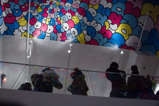 Kidrobot Artist Signing Event in SoHo NYC