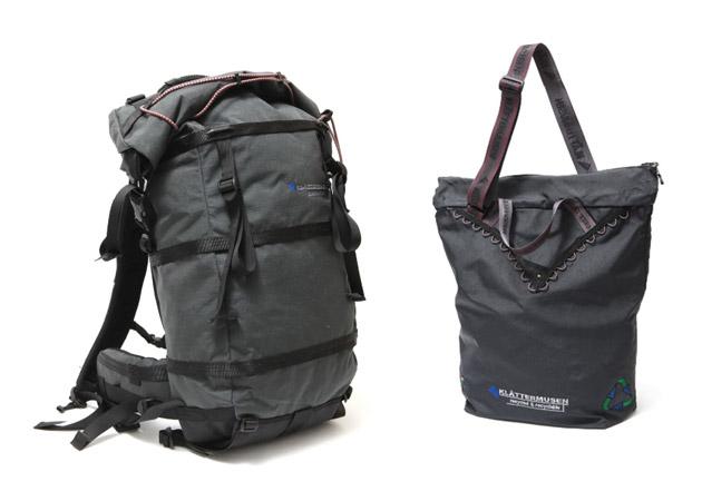 Klattermusen Baggi & Gungner Bags