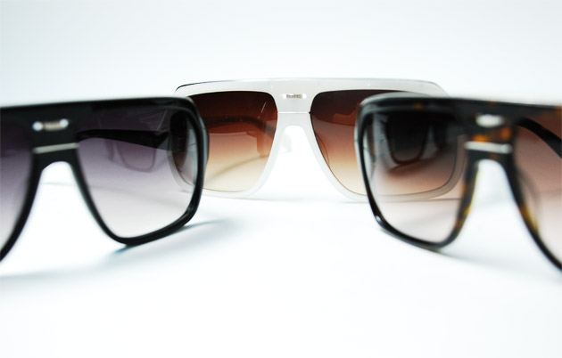 Kris Van Assche for Oliver Peoples 2009 Spring/Summer Collection