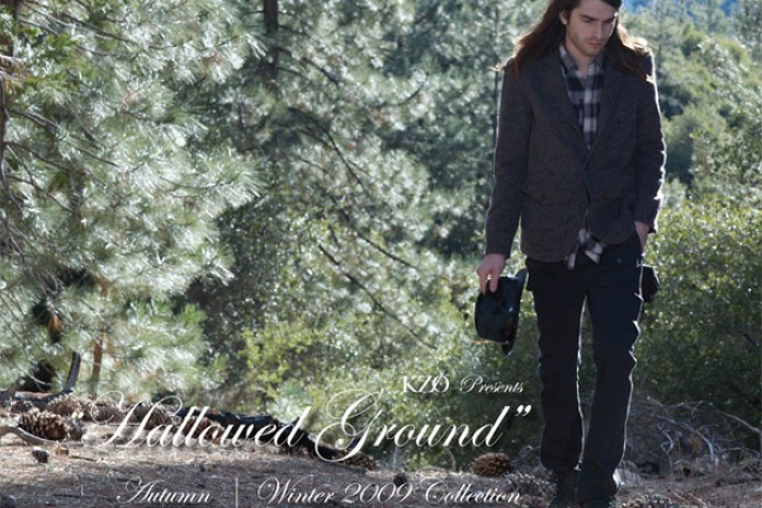 """KZO 2009 Fall/Winter """"Hallowed Ground"""" Collection"""
