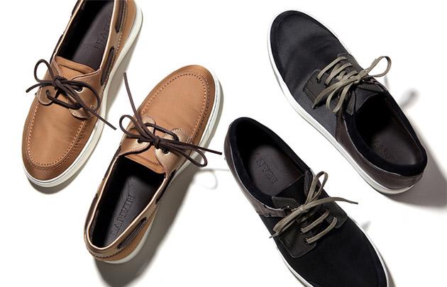 Lanvin Deck Shoes
