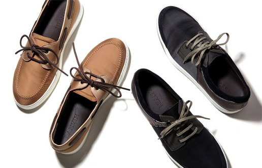 Lanvin Deck Shoes