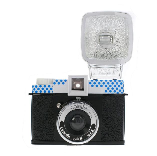 diana f+ camera how to use