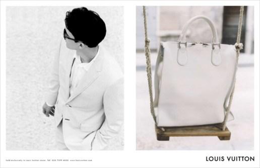 Louis Vuitton 2009 Spring/Summer Ad Campaign