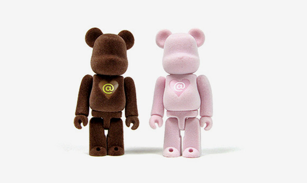 Medicom Toy 2009 Valentine's Day Bearbrick