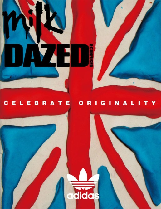 MiLK Magazine China x Dazed & Confused: adidas 60 Years of Soles and Stripes