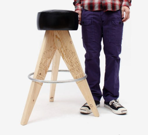 M&M Custom Performance Stool