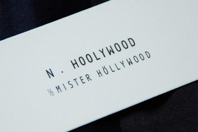 "N. Hoolywood 2009 Spring/Summer ""New Order"" Collection"