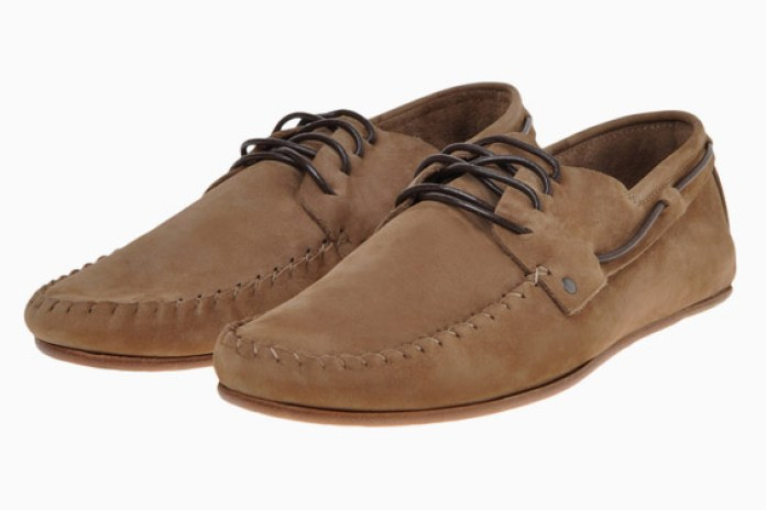 N.D.C. Made by Hand Moccassins