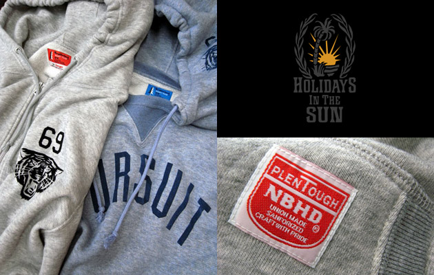 "Neighborhood 1st Ex. Series ""Holidays in the Sun"" Fleece Collection"