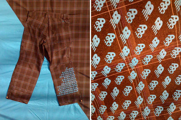 New Balance x 686 Times Line 2009 Fall/Winter Pants