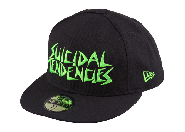 "Suicidal Tendencies x New Era ""Neon"" 59FIFTY Cap"