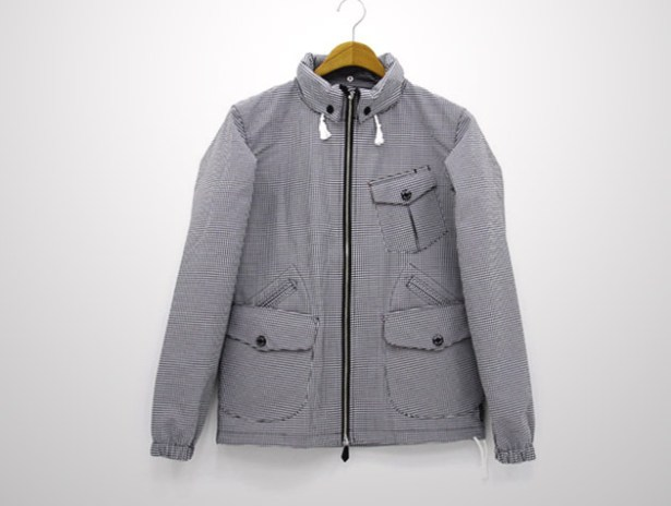 Nexus VII Gore Windstopper Gingham Check Jacket