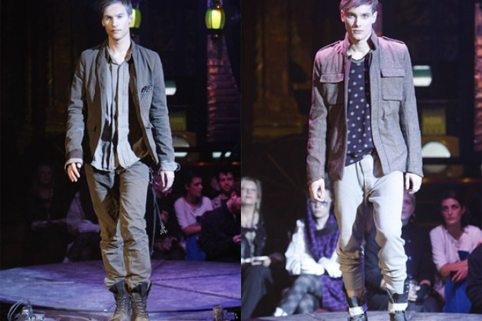 Nice Collective Men's Fall 2009