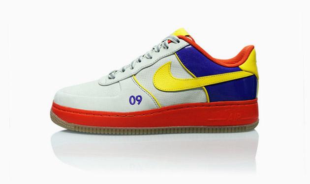 DJ Clark Kent x Nike Air Force 1