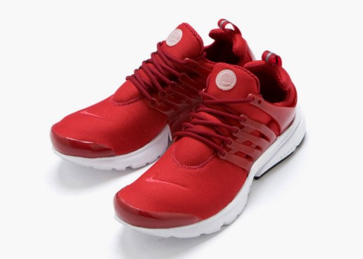 Nike Air Presto Tonal Red Colorway