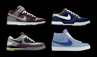 Nike SB 2009 March Releases