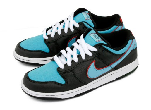 Nike SB Dunk Low Premium Angel & Devil