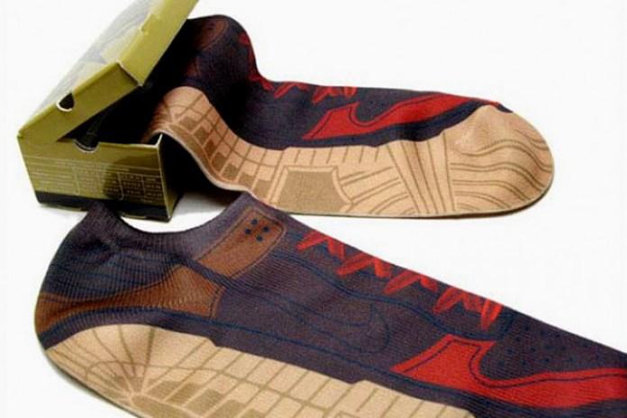 "Nike SB Dunk Low ""Bison"" Socks"