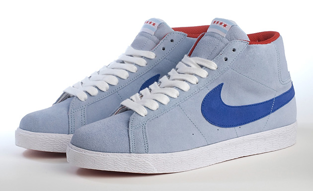 "Stevie ""Dread"" Snyder x Nike SB ""Chicago"" Blazer"
