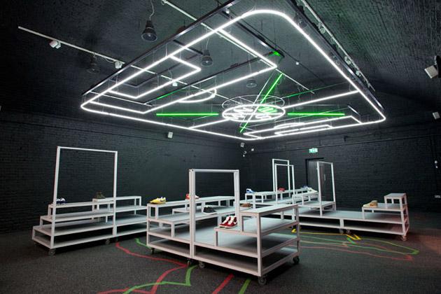 Nike Sportswear Store Opening London