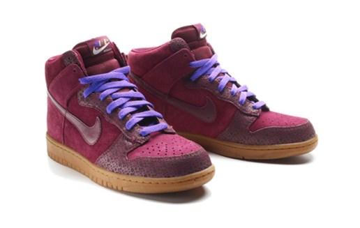 Nike Dunk Hi Premium Safari