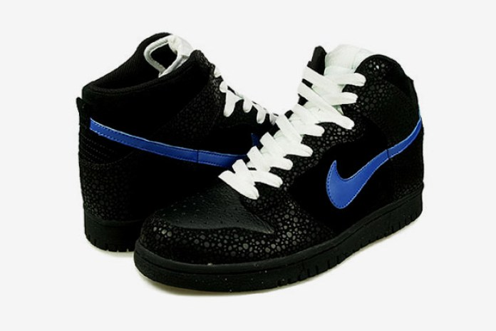 Nike Sportswear Dunk High Premium Black Safari