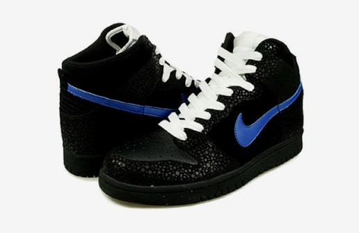 Nike Sportswear Dunk High Premium Black Safari
