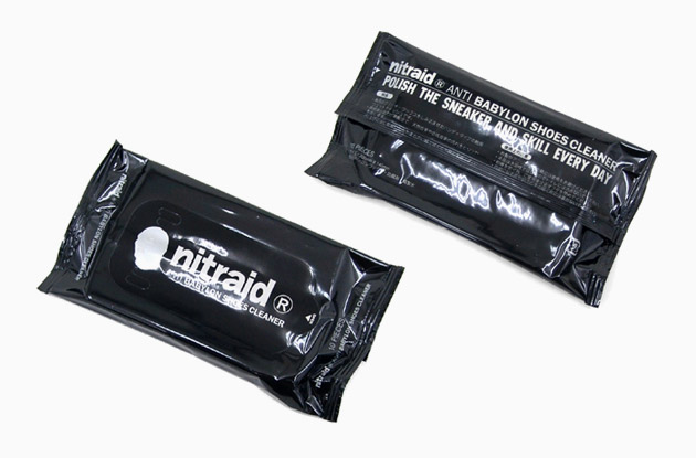 Nitraid Sneaker Cleaner
