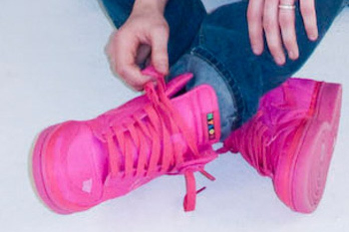 Nylon x Nike Sportswear Women's Dunk High
