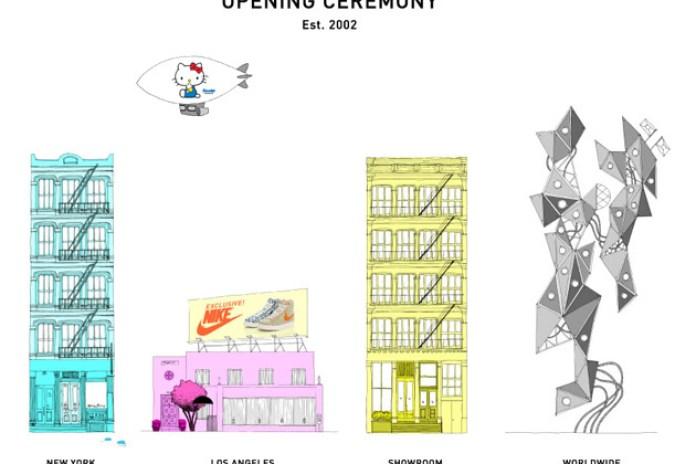 Opening Ceremony Website Re-Launch