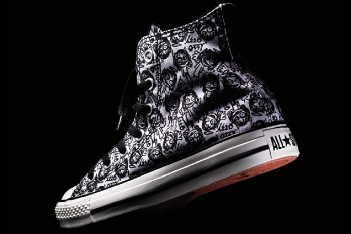 Ozzy Osbourne x Converse Chuck Taylor All-Stars