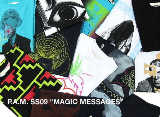 "PAM 2009 Spring/Summer ""Magic Messages"" Collection"