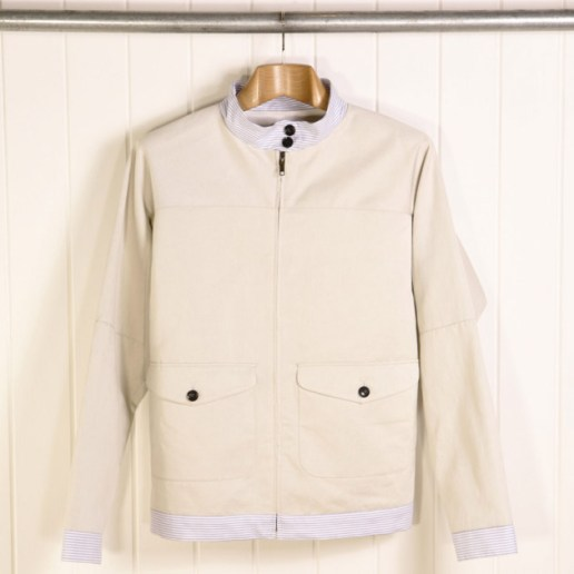 Patrik Ervell 2009 Spring/Summer Harrington Jacket