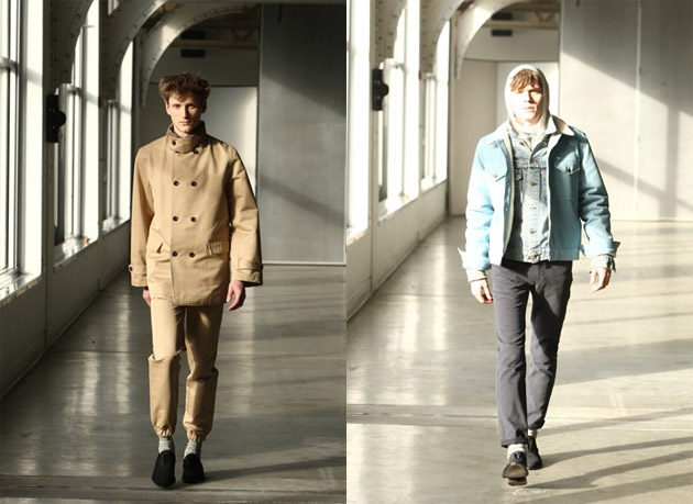 Patrik Ervell 2009 Fall/Winter Ready-to-Wear Collection