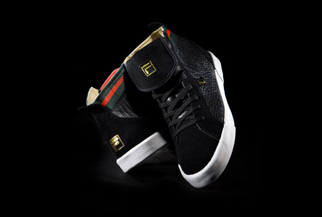 """Product x FILA 70's Fitness """"Gucci"""" Colorway"""