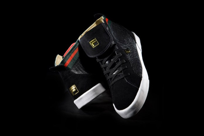 "Product x FILA 70's Fitness ""Gucci"" Colorway"