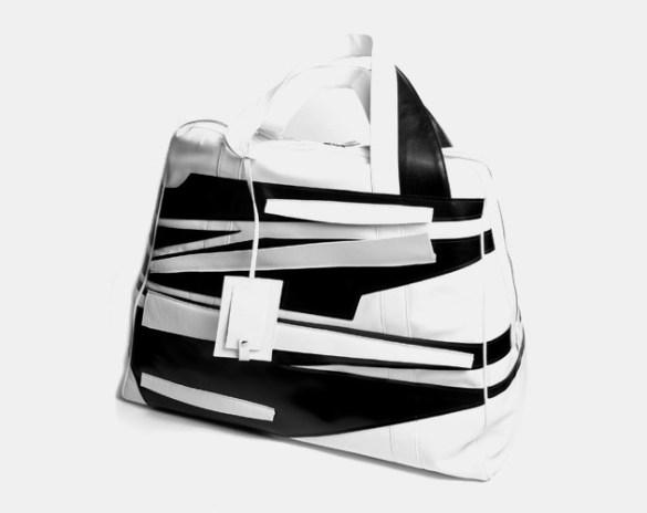 Raf Simons Mix Up Leather Bag