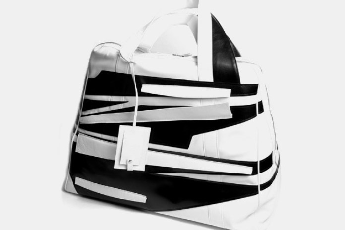 Raf Simons Mix Up Leather Bag