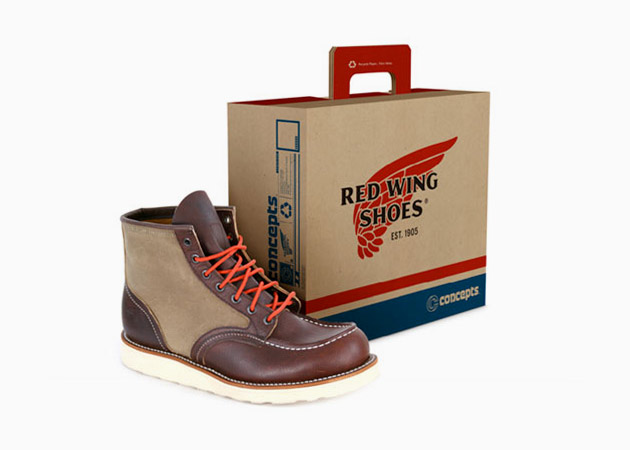 Concepts x Red Wing Shoes