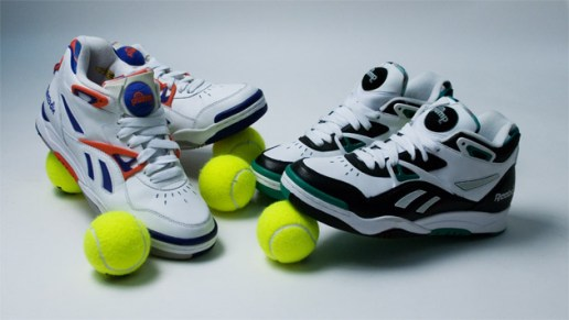Reebok Pump Michael Chang 20th Anniversary Bring Back Collection