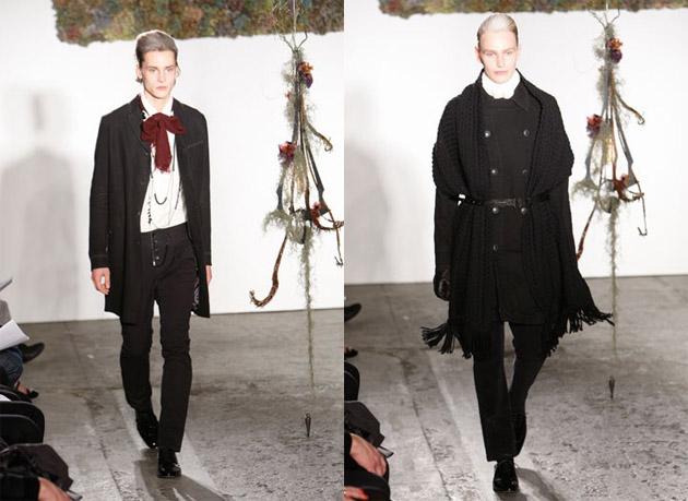Robert Geller 2009 Fall/Winter Ready-to-Wear Collection