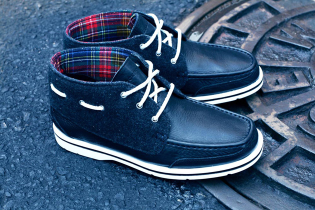 Rockport X Bodega Footwear