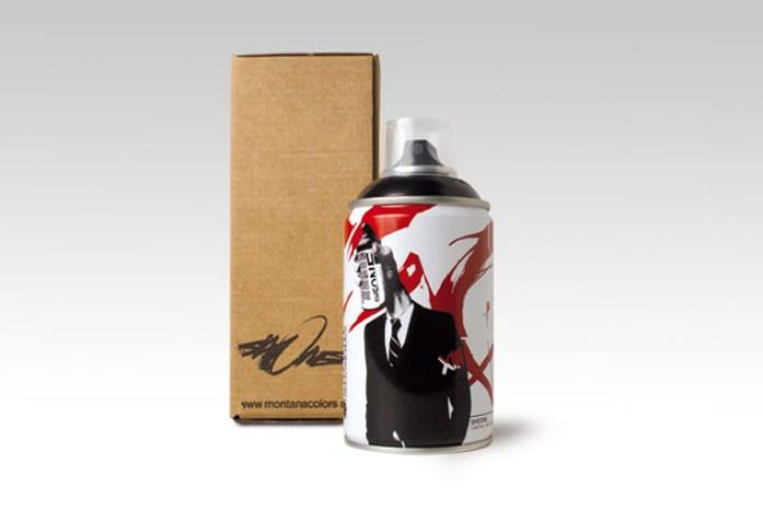 SHEONE x Montana ALIEN Limited Edition Spray