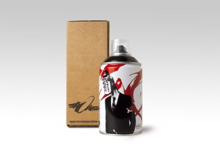 SHEONE x Montana ALIEN Limited Edition Spray