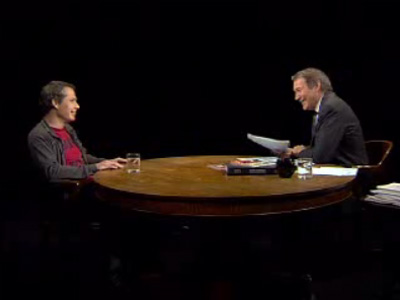 Shepard Fairey on the Charlie Rose Show