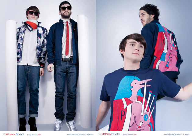 Sixpack 2009 Spring/Summer Collection